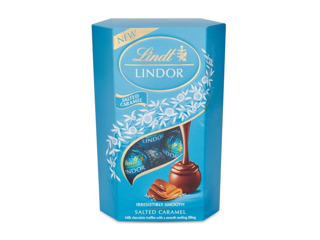 lindor slany caramel nejkafe ct