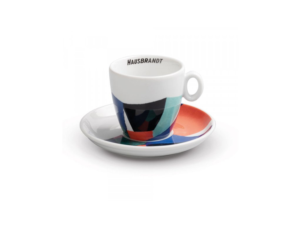 Hausbrandt salek coffee art 180ml espresso