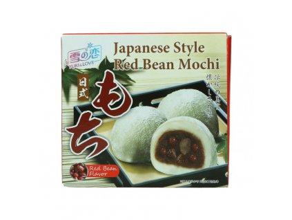 mochi yuki and love nejkafe cz red bean
