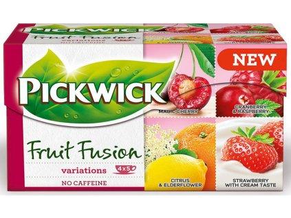 pickwick cherry citrus nejkafe