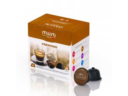 Cremoso must dg