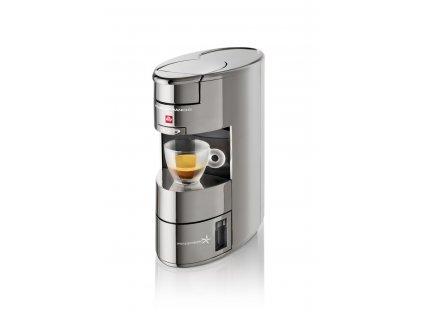 Kávovar Illy Francis X9 chrom