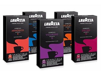 Lavazza Nespresso mix pack