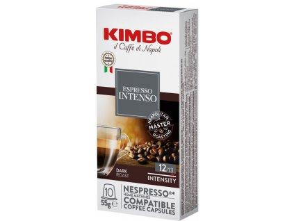 kimbo espresso intenso kapseln