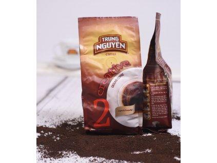 Mletá káva Trung Nguyen CREATIVE 2 250g