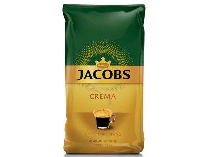 Zrnková káva Jacobs CREMA 1kg