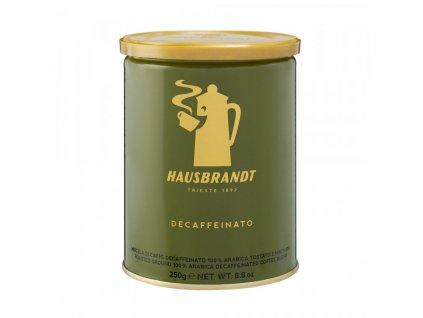 hausbbrandt deca 250 g mleta kava nejkafe cz