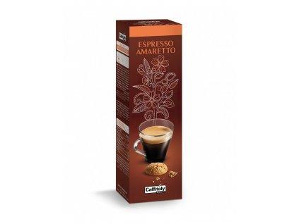 espresso amaretto caffitaly