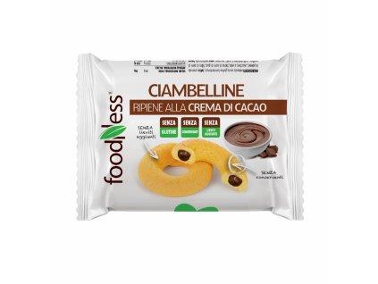 ciambelline cacao