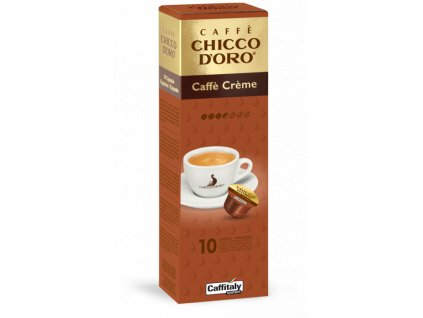 capsule chiccodoro caffe creme png x700