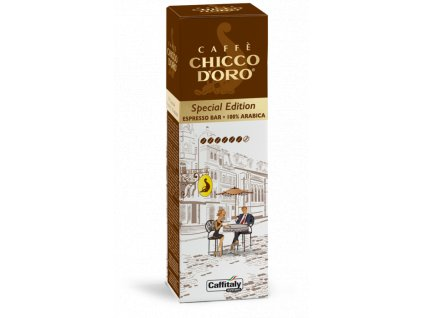 capsule chiccodoro espresso bar png x700