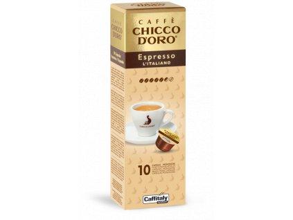capsule chiccodoro espresso italiano png x700