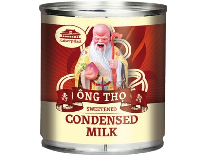 kondenzované mléko