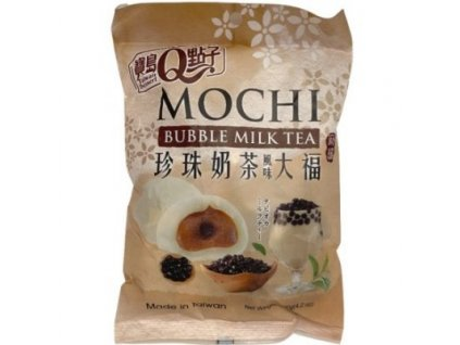 bubble mochi milk tea nejkafe cz mléko akce