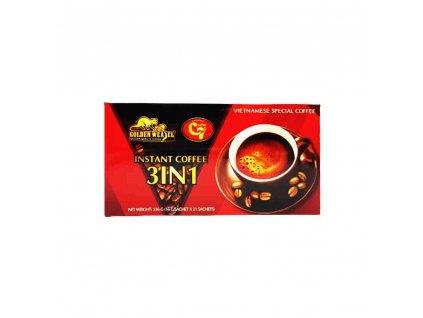 Instantní Vietnamská káva 3in1 Golden WEASEL 336g