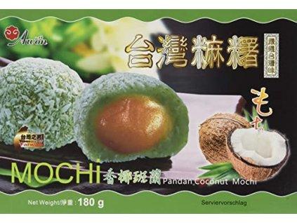 mochi kokos