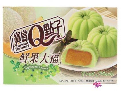 mochi zluty meloun