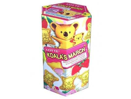 koalas march strawbery