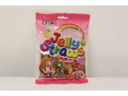 jelly straw zele tycinky nejkafe