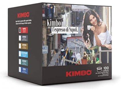 kimbo napoli lavazza 100 ks espresso point nejkafe cz