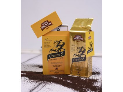 trung nguyen creative 8 mleta kava nejkafe cz 500g