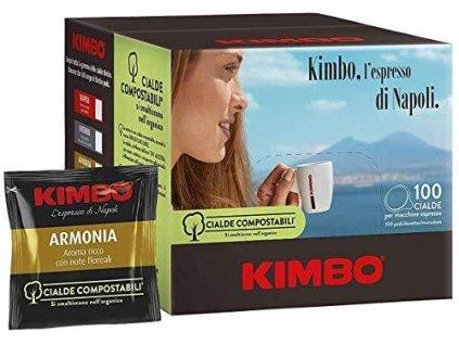 kimbo armonia ese 100 ks pody nejkafe cz
