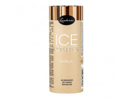 ledova kava vanilla landessa nejkafe cz