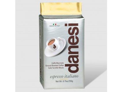 danesi caffe gold espresso ground 250g mleta kava nejkafe cz