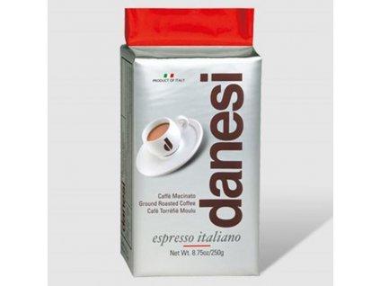 danesi caffe classic espresso coffee mleta 250g nejkafe cz
