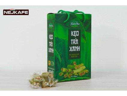 Candy Zeleny caj a arasidy