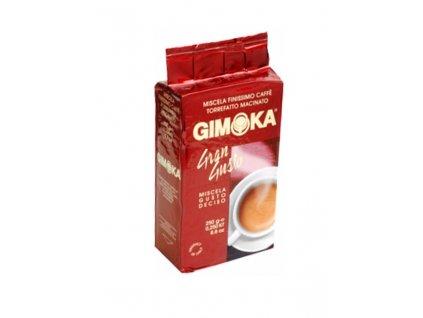 gimoka gran gusto mleta kava 250 nejkafe cz