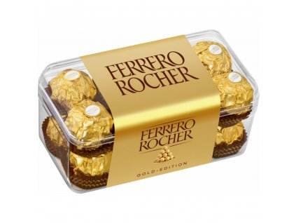 Ferrero rocher 200g 16ks nejkafe cz