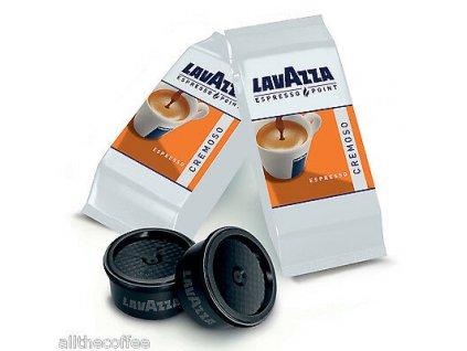 kapsle lavazza espresso point cremoso 50ks nejkafe cz