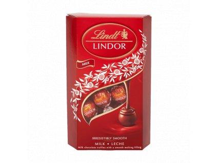 lindt lindor milk 337g nejkafe cz