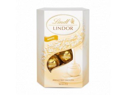 lindor pralinky lindt bila cokolada nejkafe cz