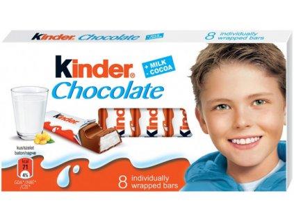 kinder chocolate 8ks nejkafe cz