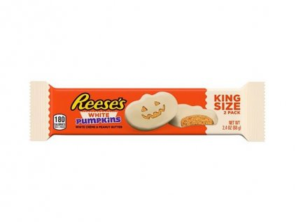 reeses white peanut butter king size 68g nejkafe cz