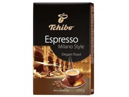 Tchibo espresso style milano elegant roast 250g nejkafe cz
