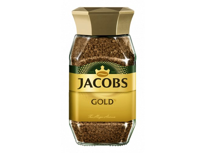 Jacobs Gold 200g front 72dpi