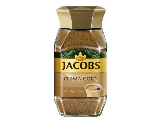 Jacobs Crema Gold 200g front 72dpi