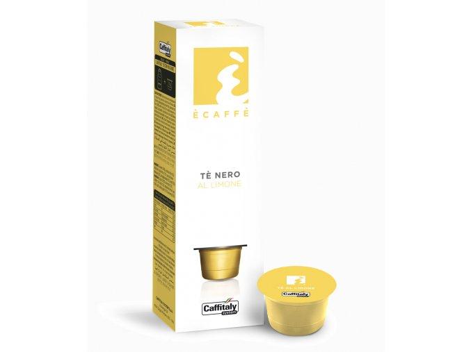 Kapsle černý čaj s citronem TÉ Limone 10kusů do Tchibo Cafissimo