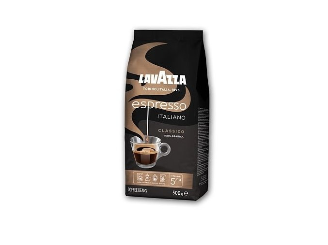 1699 kava lavazza caffe espresso zrnkova 1