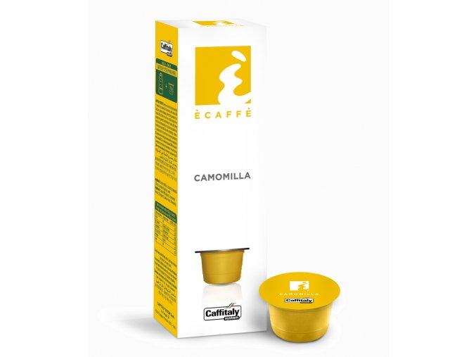 Kapsle heřmánkový čaj Camomilla 10kusů do Tchibo Cafissimo