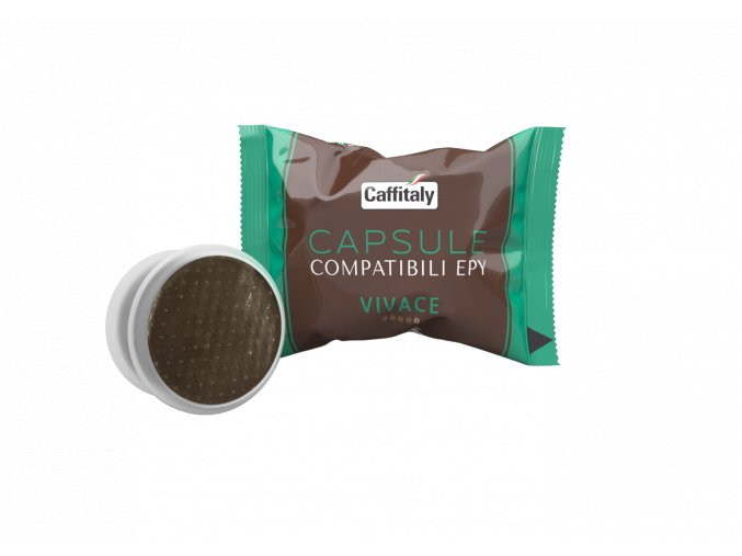 Kapsle Caffitaly Vivace do Lavazza Espresso Point® 50ks. Cena kapsle 5,80Kč