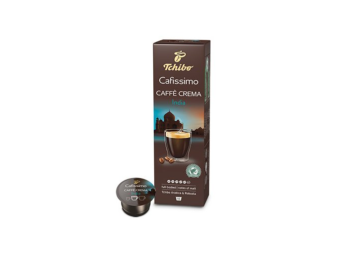 caffe crema india 10 kapsli