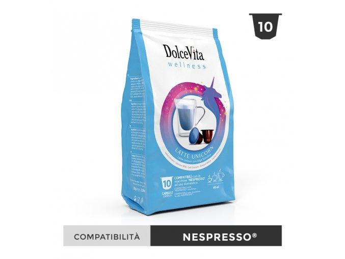 DOLCEVITA wellness unicorn nespresso