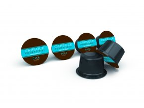Kapsle Caffitaly Decaffeinated do Lavazza Blue® 96 kusů. Cena kapsle 5,30 Kč