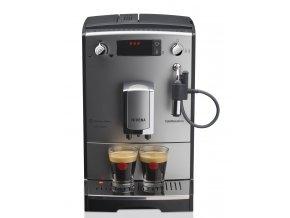 Nivona koffiemachine 530 Zilvergrijs
