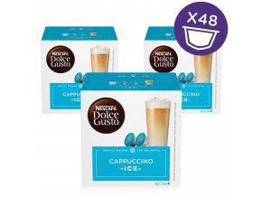 Kapsle Nescafé Dolce Gusto Cappuccino Ice 3 BALENÍ
