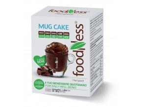 Mug cake box